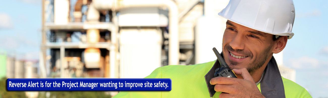 Reverse Alert protecting site safety